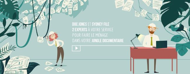 animation traitement documentaire locarchives
