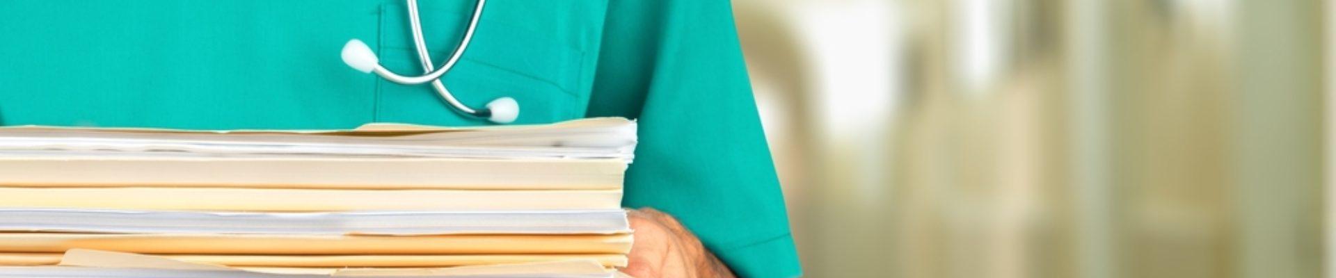 archviage dossiers médicaux