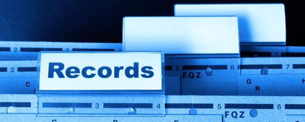 comment pourquoi records management